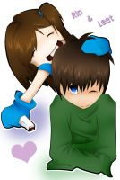 U and Mii by needs-a-bullet