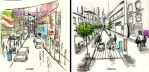 Street Before and After by DuarteRezio