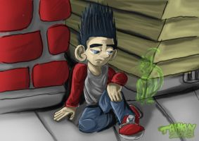 Norman Babcock (ParaNorman) by Tahkyn