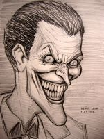 The Joker by myconius
