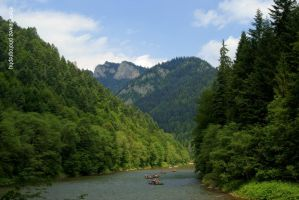 Dunajec by animisiewaz
