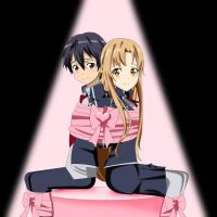 .: SAO : Love Birds :. by Sincity2100