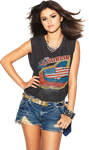 Selena Gomez png 18 by diamondlightart