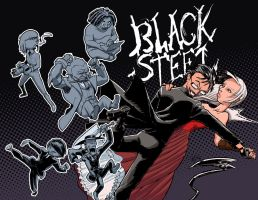 Black Steel cover by Horlod