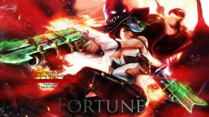 Miss Fortune by LeagueWallpapers