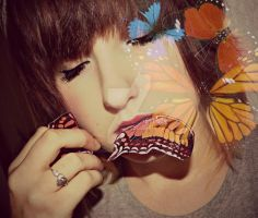 Rip Off The Wings Of A Butterfly by KayleighBPhotography