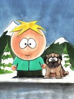 South Park Butters by adamgeyer