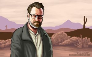 Walter White by DQuinn89