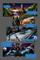 Beast Wars Evolution Page 5 by NSharkeyArt