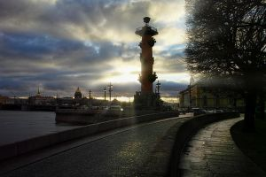 Windy Autumn in Saint-Petersburg... _9_ by my-shots