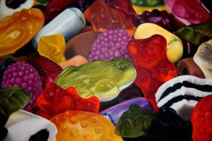 Haribo color 5 by Lillemut
