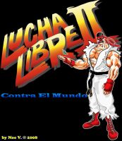 Lucha Libre II by Big-Mex