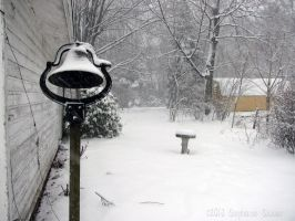 Feb. 8th Snow Storm (Williamson, NY) by superkitten1990