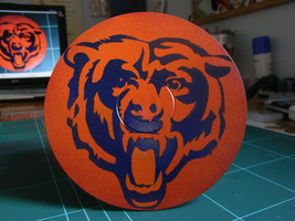 4th CD - Chicago bears by Rendan86