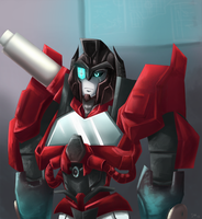 Perceptor ::Prime by InkpotBot