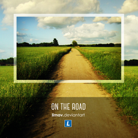 On the Road - Wallpaper by limav