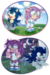 The Werehog Puppies by MissHoloska