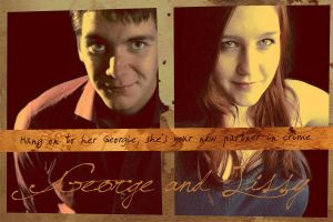 George and Lissy by Whisperwings