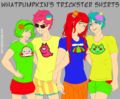 HS - Trickster Apparel by feshnie