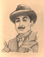 Hercule Poirot by Alice88