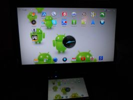 Android Desktop December redone by Wretched-Bones