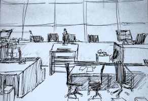Courtroom by Toothless6reach