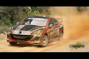 Mazda 3 2010_special feature by yasiddesign