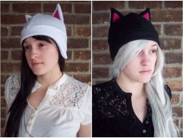 cat hats by akiseo