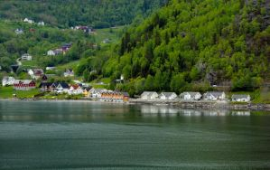 Sailing the fjords to Skjolden 61 by abelamario