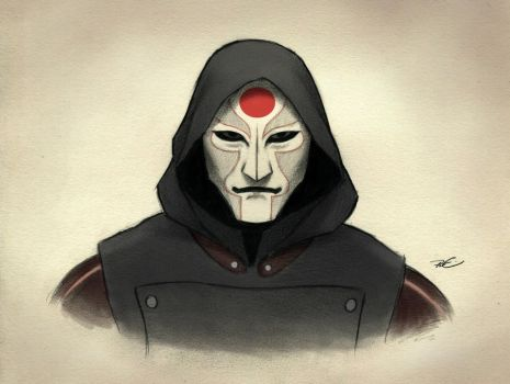 Amon by RobtheDoodler