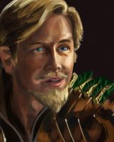Fandral the dashing by Ewela1130