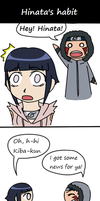 Hinata's Habit by iKushina