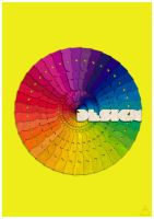 design poster yellow by chris3290