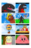 Kirby WoA Page 144 by KingAsylus91