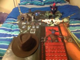 My Cad Bane Collection by JessicaBane501