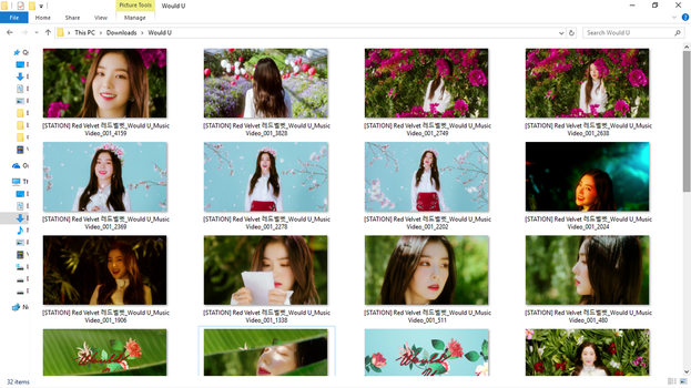[PHOTOPACK] Would U - Red Velvet by ryionng