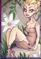 A Fairy by Alyssizzle-Smithness