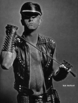 Rob Halford by OverTheTop92