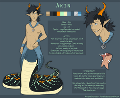 Akin Reference Sheet by pandalecko