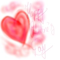 Happy Valentine's Day by AngelinaBenedetti