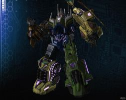 BRUTICUS [ Rise Of The Dark Spark ] by Goreface13