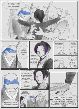 Shredder-Raph-Series: Chapter 2 Page 2 by Sherenelle