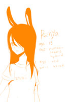 Rumya Reference Sheet by 7mint-and-chocolate
