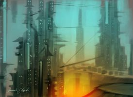 Future City by arm01