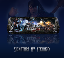 Signature Brutal Legend by DBCProject