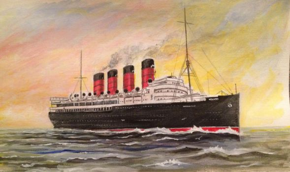 Mauretania by Pictaview