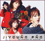 Pack PNG - JiYoung (Kara) by MiHVVN
