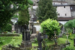 view at old cemetery 9 by ingeline-art