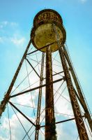 Water Tower by Andashd