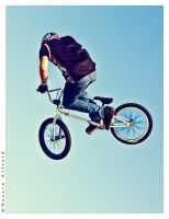 BMX flyin by bad95killer